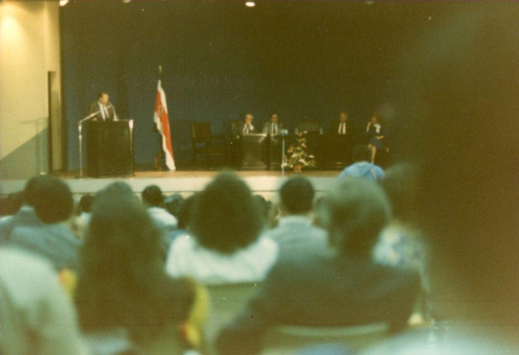 Rafael Caldera, derechos humanos, 1986.