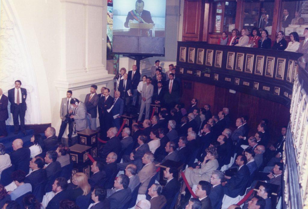 Congreso de Venezuela 1997