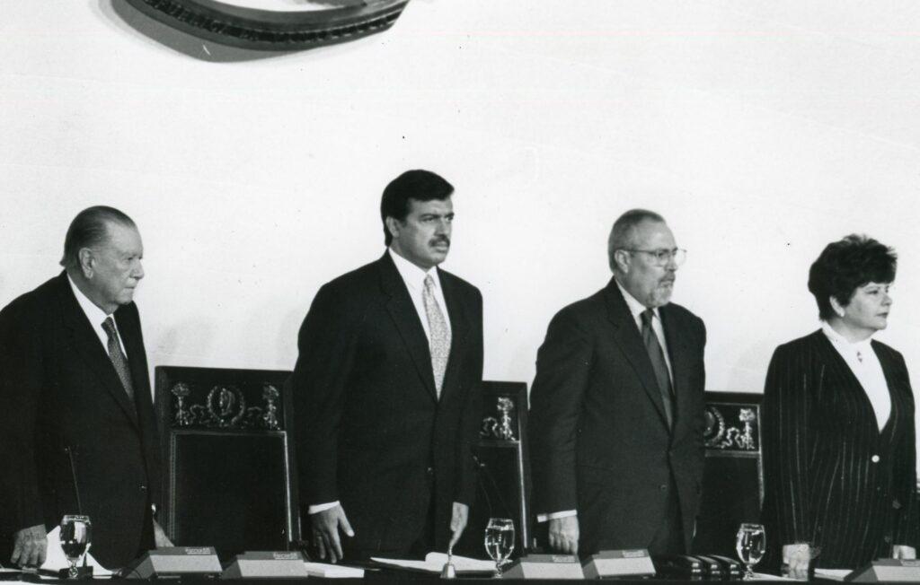 Conmemoración 23 de enero de 1958-1998.